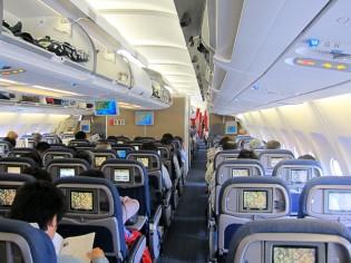 初めてスカンジナビア航空に搭乗するので楽しみ!