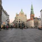 初めて訪れるコペンハーゲンの街並み!